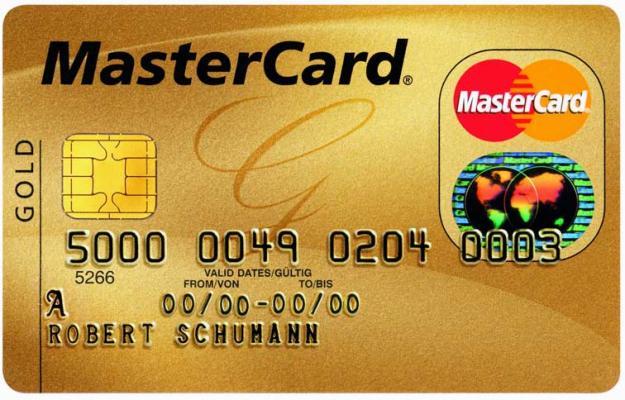 Catalogo mastercard
