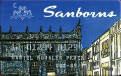 sanborns tarjeta de credito