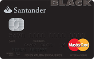 Tarjeta Santander Black