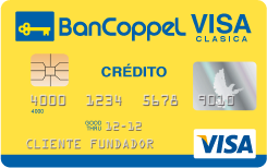 Tarjeta bancoppel visa for Efectivo ya sucursales
