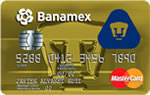 Tarjeta Pumas Banamex
