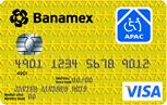 Tarjeta Banamex APAC