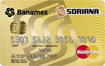 Tarjeta Banamex Soriana Coemitida