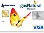 Tarjeta Gas Natural Inbursa