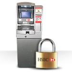 Seguridad en los cajeros HSBC