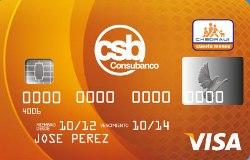 tarjeta consubanco bancofacil