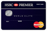 Tarjeta Premier World Elite HSBC