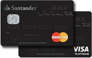 Santander black unlimited
