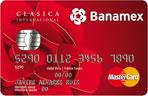 tarjeta clasica banamex