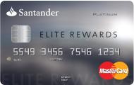 Tarjeta Santander Elite Rewards Platino