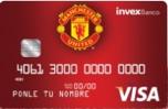 Tarjeta Invex Manchester United