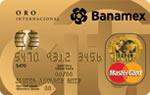 Tarjeta Banamex Oro