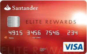 santander elite rewards clasica