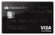 Tarjetas Santander Black Unlimited
