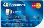 tarjeta banamex b smart tu primer tarjeta