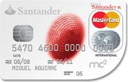 Tarjeta Santander UniSantander K