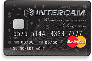 tarjeta intercam business class interbanco