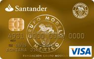 Tarjeta Santander Modelo