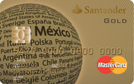 Tarjeta Santander Oro
