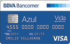 tarjeta bancomer azul