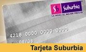 tarjeta bancomer suburbia