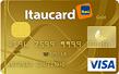 Itaucard Gold invex