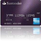 Tarjeta de Crédito Santander American Express