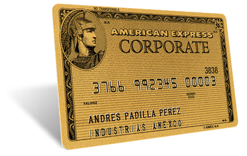 amex gold corporate