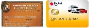 corporate gasoline card