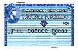 tarjeta corporate purchasing