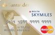 Tarjeta Santander Delta Oro