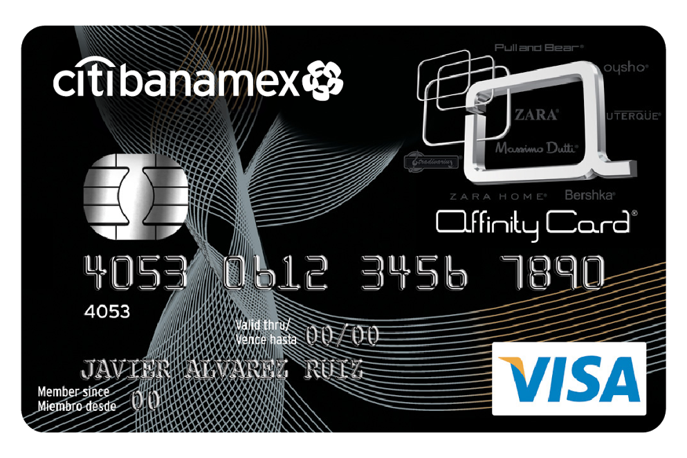 Tarjeta CitiBanamex Affinity Card
