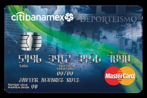 Tarjeta Banamex Deporteísmo
