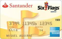 santander six flags
